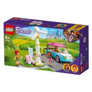 LEGO Friends Mașina electrică a Oliviei (41443)