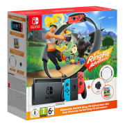 Ring Fit Adventure Set + consolă Nintendo Switch