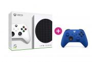 Xbox Series S 512GB  + controller adițional (Albastru)