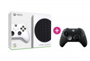 Xbox Series S 512GB + Xbox Elite Series 2 wireless controller