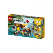 LEGO Creator Buildings  Căsuța din barcă (31093)