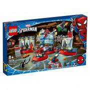 LEGO Marvel Spider-Man Atac la adapostul paianjenului 76175