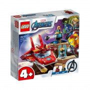 LEGO Marvel Avengers Iron Man contra Thanos 76170