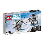 LEGO STAR WARS Micronava de lupta AT-AT contra Tauntaun 75298