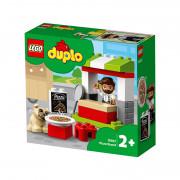 LEGO DUPLO Stand cu pizza (10927)