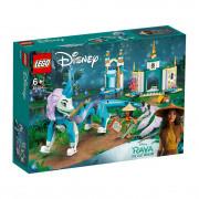 LEGO Disney Raya și Dragonul Sisu (43184)