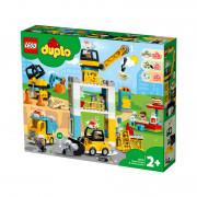LEGO DUPLO Macara și Construcție (10933)