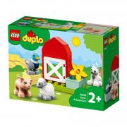 LEGO DUPLO Animalele de la fermă (10949)