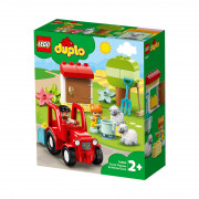 LEGO DUPLO Tractor agricol (10950)