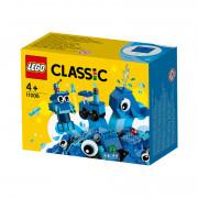 LEGO Classic Cărămizi creative albastre (11006)