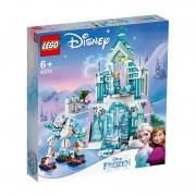 LEGO Elsa si palatul ei magic de gheataa (43172)