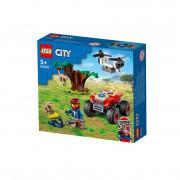 LEGO ATV de salvare a animalelor sălbatice (60300)