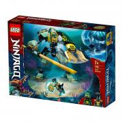 LEGO Ninjago Robotul Hidro al lui Lloyd (71750)