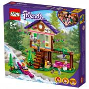 LEGO Friends Casa din pădure (41679)
