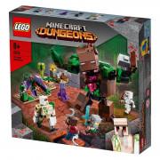 LEGO Minecraft Monstrul din junglă (21176)