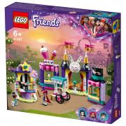 LEGO Friends Chioșcuri magice în parcul de distracții (41687)