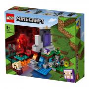LEGO Minecraft Portalul ruinat (21172)