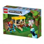LEGO Minecraft Grajdul pentru cai (21171)