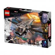 LEGO Super Heroes Nava libelulă a Panterei negre (76186)