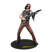 Cyberpunk 2077 Johnny Silverhand Rock'n'Roll Figurină