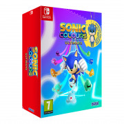 Sonic Colours Ultimate Limited Edition