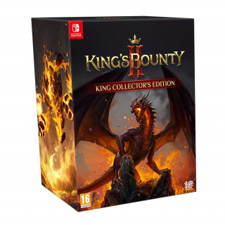 King's Bounty II  King Collector's Edition Nintendo Switch