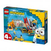 LEGO Minions Minioni în laboratorul lui Gru (75546)