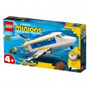 LEGO Minions Pilot Minion la antrenament (75547)
