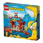 LEGO Minions Lupta Kung Fu a Minionilor (75550)