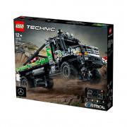 LEGO Technic Camion de testări 4x4 Mercedes-Benz Zetros (42129)