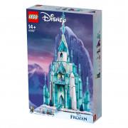 LEGO Disney Frozen Castelul de gheață (43197)