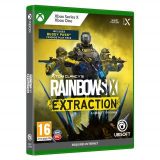 Tom Clancy's Rainbow Six Extraction Xbox Series