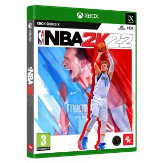 NBA 2K22 Xbox Series