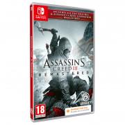 Assassin's Creed III + Liberation Remastered (Letöltőkód)