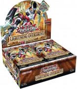Yu-Gi-Oh! Lightning Overdrive Booster Display Box