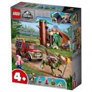 LEGO Jurassic World Evadarea dinozaurului Stygimoloch (76939)