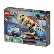 LEGO Jurassic World Expoziția fosilei dinozaurului T. rex (76940)