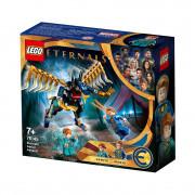 LEGO Super Heroes Asaltul aerian al Eternilor (76145)