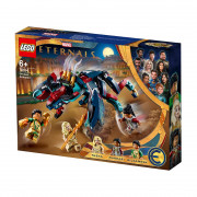 LEGO Super Heroes Ambuscada Deviantului! (76154)