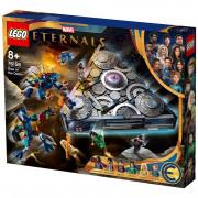 LEGO Super Heroes Ascensiunea Domo (76156)