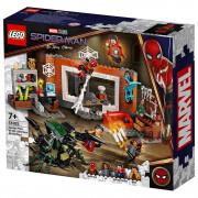 LEGO Super Heroes Omul Păianjen la Atelierul Sanctum (76185)