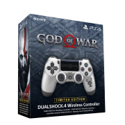 Playstation 4 (PS4) Dualshock 4 Controller (God of War Limited Edition)