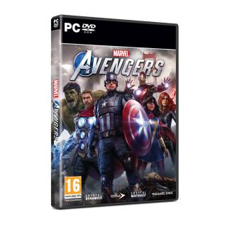Marvel's Avengers PC PC