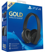 Sony PlayStation Gold Wireless Headset (7.1)