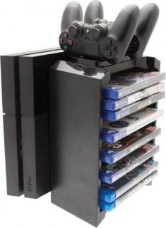 VENOM VS2736 Suport joc și stand încărcare (PS4) PS4