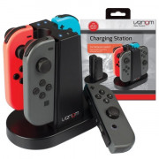 VENOM VS4796 Charging Station pentru controller Nintendo Switch Joy-Con
