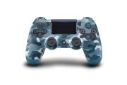 Playstation 4 (PS4) Dualshock 4 Controller (Albastru camuflaj)