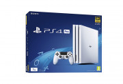PlayStation 4 (PS4) Pro 1TB Glacier White (Alb)