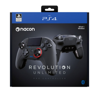 Playstation 4 (PS4) Nacon Revolution Controller Pro Unlimited Controller PS4