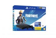 PlayStation 4 (PS4) Slim 500GB + pachet Fortnite Neo Versa